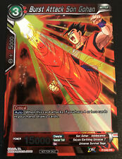 Burst Attack Son Gohan P-049 PR FOIL Dragon Ball Super TCG NEAR MINT