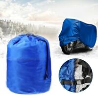Dust Cover Heavy Duty Speedboat Cover Waterproof Jet Ski Cover PWC Cover Blue