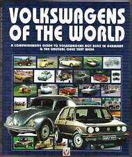 Volkswagens of the World - VWs not built in Germany + unusual ones that were P/B