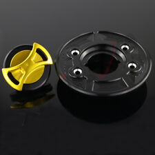 For BMW S1000R S1000RR HP4 HP2 Sport  K1300S/GT/R Keyless Billet Fuel Gas Cap