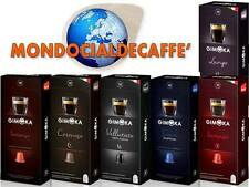200 cialde capsule caffe gimoka compatibili sistema nespresso a scelta fresche !