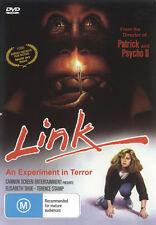 DVD Link (1986) Terence Stamp, Elizabeth Shue, Richard Franklin dir