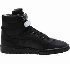 Puma Sky II Hi SF Texture Women Basketball Shoes 362872 01 Black Size 6.5