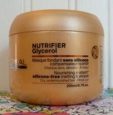 LOREAL EXPERT NUTRIFIER GLYCEROL SILICONE FREE MELTING MASQUE 6.7 OZ HAIR MASK