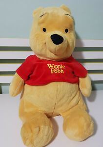 WINNIE THE POOH CHARACTER TOY DISNEY HEADSTART 60CM! PLUSH TOY SOFT TOY!
