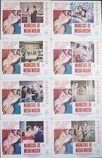 SEXY ISELA VEGA SASHA MONTENEGRO Munecas de Medianoche MEXICAN LOBBY CARD SET 78