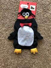Penguin Costume Fits Most Small Pets Pet Holiday Collection New On Card