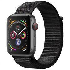 Apple Watch series 4 GPS Cellular 44mm caja aluminio gris e
