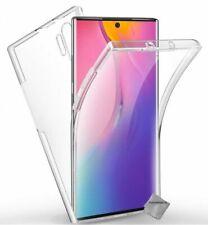 Housse etui coque gel 360 integrale Samsung Galaxy Note 10+ Plus + film ecran -