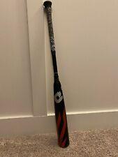 2019 DeMarini CF Zen Balanced BBCOR Baseball Bat - Black/Red Demarini