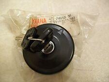 Yamaha New Gas Tank Fuel Cap XVZ12 XVZ13 V-Star VMX12 V-Max 47G-24560-00-00