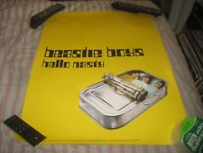 Beastie Boys-Hello Nasty-1 Poster-18X24 Inches-Excellent-Very Rare!