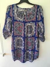 Women's Sussan Paisley Dress Size 10,EUC