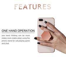2020 Universal Finger Ring Holder Hexagon Grip Extending Stand Car Mobil