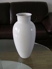 Heinrich & Co. Bavaria Selb Vase Blumenvase Flower Vase Weiß White um 1940