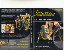 Spinervals:The Original Indoor Cycling Workout Series-2.0 Time-Bike Indoor-DVD