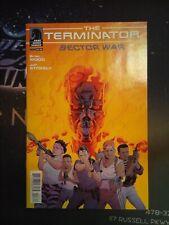 The Terminator #3 Sector War Dark Horse Comics VF/NM 9.0 (CB5151)