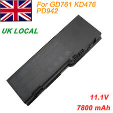9 Cell Laptop Battery for Dell Inspiron 6400 1501 E1505 Vostro 1000 GD761 KD476