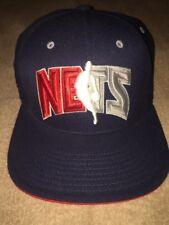 New Jersey Nets Brooklyn Nets Vintage Draft Cap Hap Adidas