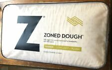 Malouf Z Dough Low Loft Plush Queen Memory Foam Pillow