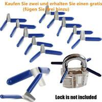 pow. tür unlocking tool schloss shim. flugzeug - klemme schlüssel freischalten
