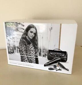 Babyliss Hairdryer Set - Styling Accessories & Vanity Case NEW 💕