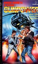 GUNPOWER (1985) VHS Vestron Video David Gilliam, Martin Potter Norman J. Warren