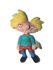 "Nickelodeon Nicktoons Hey Arnold! Arnold 10"" Plush Toy"