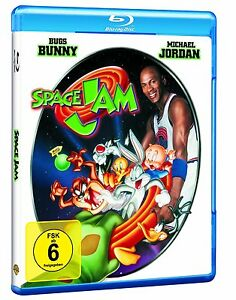 Space Jam [Blu-ray/NEU/OVP] Michael Jordan mit Bugs Bunny & Konsorten