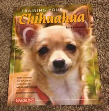 Training Your Chihuahua, Mira Leibstein, 2011