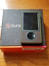 New ListingMicrosoft Zune 30gb Digital Media Player Mp3 Fm Radio Cd Software bundle