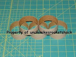 """BT-80 Tail Rings 1"""" Wide Pack Of 5"""