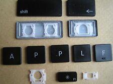 Apple MacBook Pro Unibody Aluminum replacement keyboard keys key buttons B