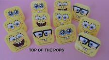 Spongebob Squarepants Mood Cupcake Rings (12)