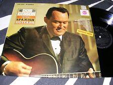 Audiophile Interest DON GIBSON Spanish Guitars RCA Stereo GERMAN LP Chet Atkins