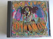 743211475921 If in Doubt by Bad Little Dynamos - FAST POST CD