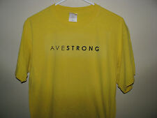 Vtg Sycamore High School Livestrong Style T Shirt Cycling Club Racing Jersey M