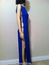 MICHAEL KORS Blue Dress Beach Cover-up Size L NWT
