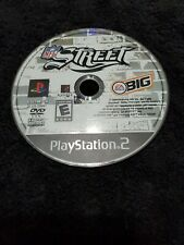 NFL Street 2004 PlayStation 2 PS2  EA Sports BIG (DISC ONLY) TESTED
