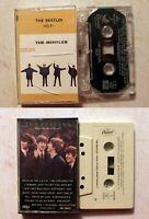 Cassette: Beatles: Help + Rock N Roll Music lot