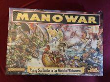 Man o 'fue juego de mesa Board Game New nuevo! en lámina Games Workshop en shrink foil