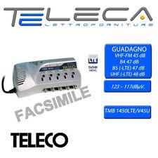 CENTRALINO MULTIBANDA 4 INGRESSI TELECO - TMB1450LTE/V45U