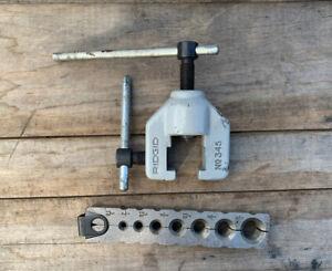 """RIDGID No. 345 Flaring Tool 3/16"""" thru  5/8"""""""