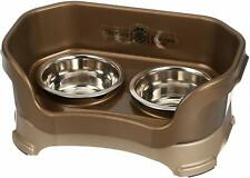 New listing Neater Feeder Express (Small Dog) - With Stainless Steel Dog Bowls & Mess Proof