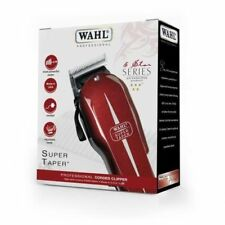 Wahl Professional 5 star Series super Taper Corded Clipper three pin uk plug