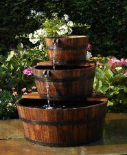 Ubbink Wasserspiel Edinburgh Dekobrunnen Springbrunnen Wasserfall Garten-Brunnen