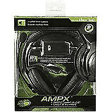 CASE OF 12 Madcatz XBOX 360 AMPX Gaming Headset Boom Microphone Tritton