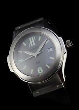 Hublot MDM Modele Depose Automatic Watch 41mm. Est Retail $3,800.
