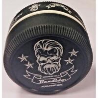 Bandido Hair Wax Maximum Hold Aqua Hard (Black) 5oz./150ml