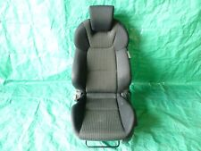 09 10 11 12 HYUNDAI GENESIS COUPE DRIVER/LEFT FRONT CLOTH SEAT OEM